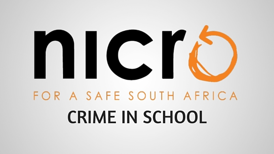 NICRO crime in school
